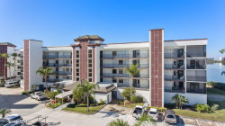Photo of 3601 S Banana River Boulevard, Unit A303, Cocoa Beach, FL 32931 (MLS # 858601)