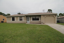 Photo of 1507 Pace Drive, Palm Bay, FL 32907 (MLS # 858605)