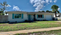 Photo of 424 Penguin Drive, Satellite Beach, FL 32937 (MLS # 858768)