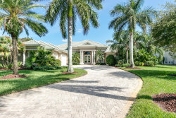 Photo of 242 Lansing Island Drive, Indian Harbour Beach, FL 32937 (MLS # 859879)