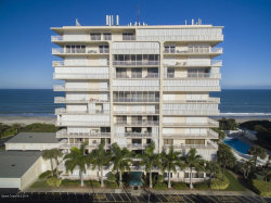 Photo of 877 N Highway A1a, Unit 706, Indialantic, FL 32903 (MLS # 861106)
