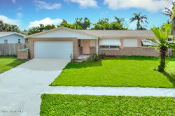 Photo of 248 Harbour Drive, Indian Harbour Beach, FL 32937 (MLS # 861151)