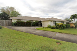 Photo of 224 Shore Lane, Indian Harbour Beach, FL 32937 (MLS # 861690)