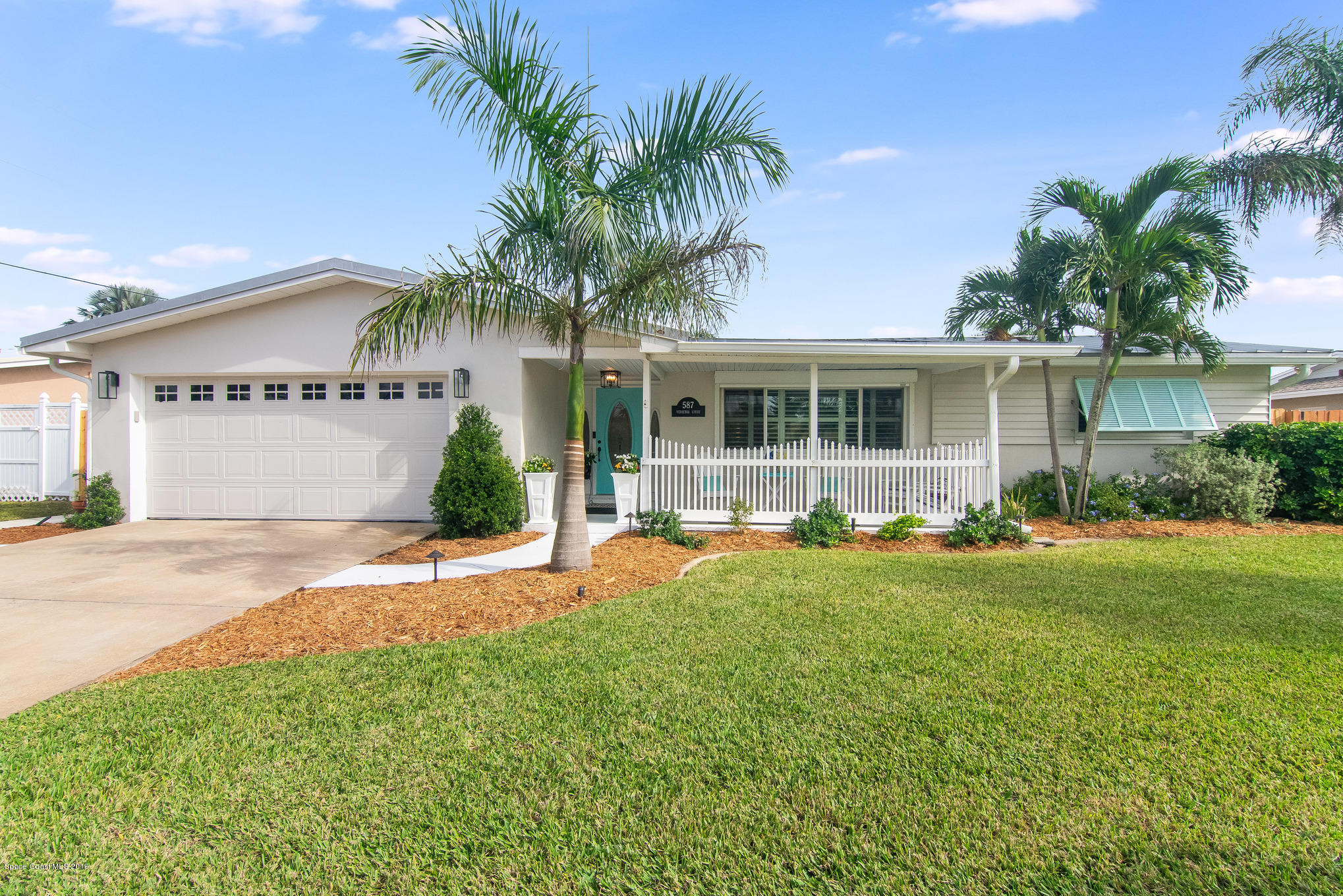 Photo of 587 Verbenia Court, Satellite Beach, FL 32937 (MLS # 861975)