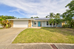 Photo of 380 Cherry Court, Satellite Beach, FL 32937 (MLS # 862075)