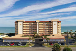 Photo of 1095 N Highway A1a, Unit 303, Indialantic, FL 32903 (MLS # 862118)
