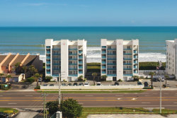Photo of 571 Highway A1a, Unit 401, Satellite Beach, FL 32937 (MLS # 865423)