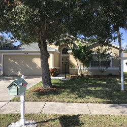 Photo of 2824 Saint Robert Drive, Melbourne, FL 32935 (MLS # 865588)