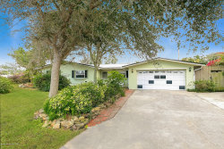 Photo of 201 Terry Street, Indian Harbour Beach, FL 32937 (MLS # 866165)