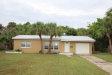 Photo of 130 Egret Drive, Satellite Beach, FL 32937 (MLS # 867751)
