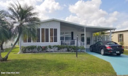 Photo of 213 Kiwi Drive, Barefoot Bay, FL 32976 (MLS # 870779)