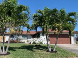 Photo of 541 Biscayne Drive, Indian Harbour Beach, FL 32937 (MLS # 870986)