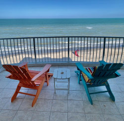 Photo of 2875 N Highway A1a, Unit 803, Indialantic, FL 32903 (MLS # 871534)