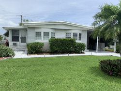 Photo of 416 Osprey Drive, Barefoot Bay, FL 32976 (MLS # 871862)