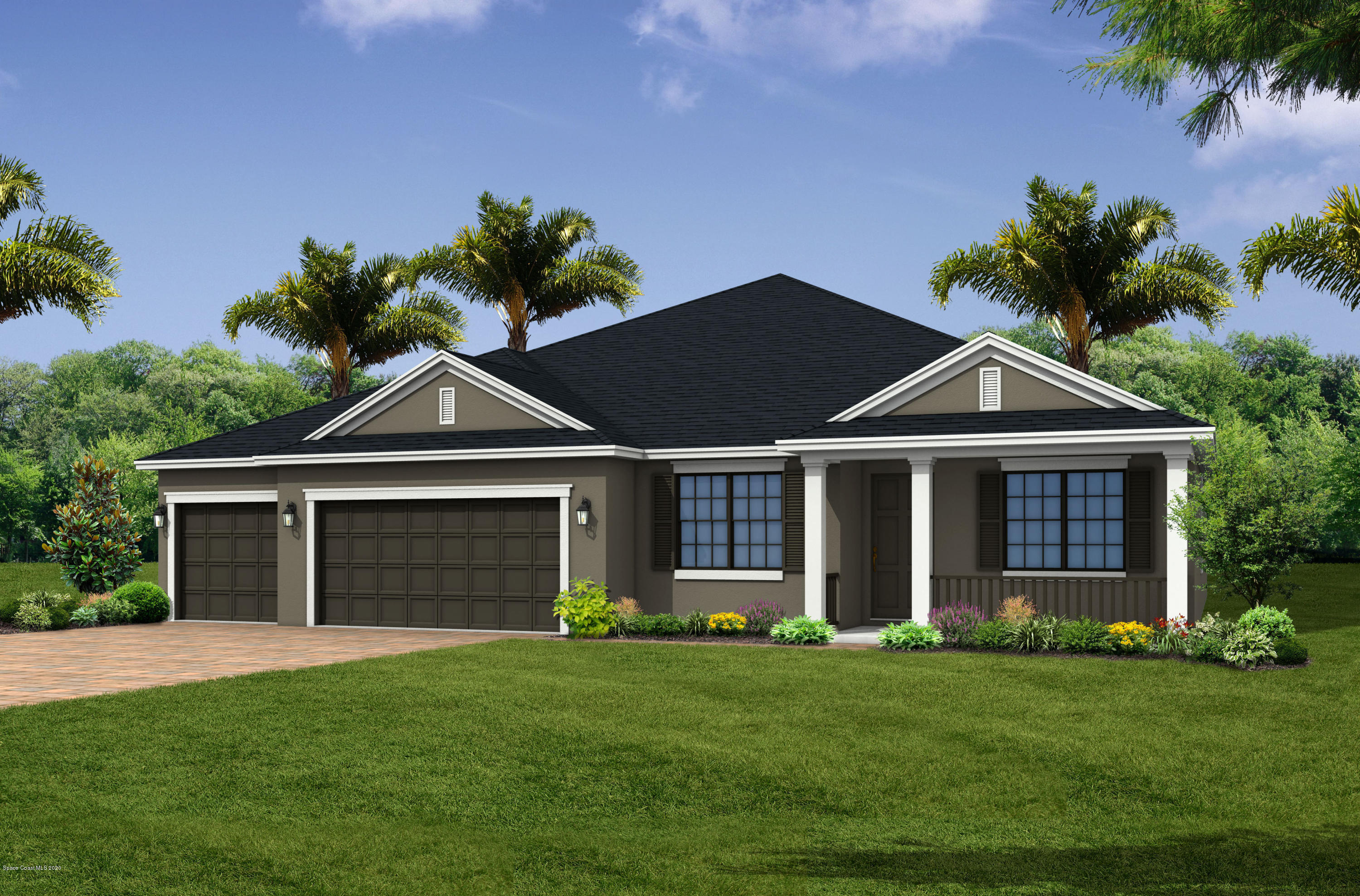Photo of 3021 Boravica Place, Melbourne, FL 32940 (MLS # 872034)