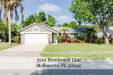 Photo of 3201 Brentwood Lane, Melbourne, FL 32934 (MLS # 872065)