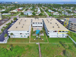 Photo of 4800 Ocean Beach Boulevard, Unit Ph 311, Cocoa Beach, FL 32931 (MLS # 872571)
