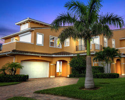Photo of 116 Mediterranean Way, Indian Harbour Beach, FL 32937 (MLS # 874423)