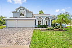 Photo of 7750 Pine Lake Drive, Merritt Island, FL 32953 (MLS # 876649)