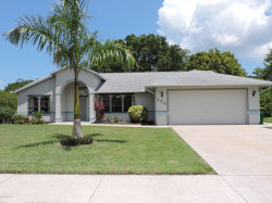 Photo of 224 Lake Shore Drive, Merritt Island, FL 32953 (MLS # 876715)
