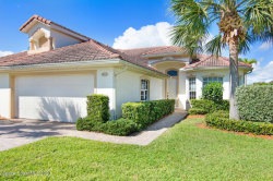 Photo of 835 Aquarina Boulevard, Melbourne Beach, FL 32951 (MLS # 877527)