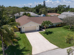 Photo of 437 11th Avenue, Indialantic, FL 32903 (MLS # 877875)
