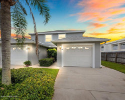 Photo of 827 Poinsetta Drive, Indian Harbour Beach, FL 32937 (MLS # 878667)
