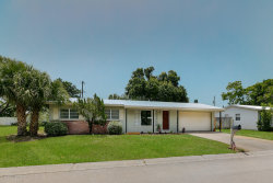 Photo of 1207 Cheyenne Drive, Indian Harbour Beach, FL 32937 (MLS # 879187)
