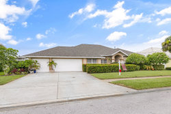Photo of 130 Martesia Way, Indian Harbour Beach, FL 32937 (MLS # 879402)