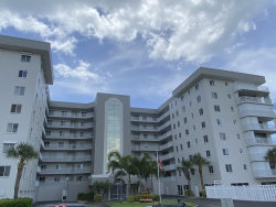 Photo of 3740 Ocean Beach Boulevard, Unit 607, Cocoa Beach, FL 32931 (MLS # 879518)