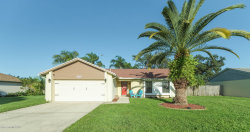 Photo of 2753 Chapparal Drive, Melbourne, FL 32934 (MLS # 882925)