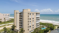 Photo of 1755 N Highway A1a, Unit 701, Indialantic, FL 32903 (MLS # 883959)