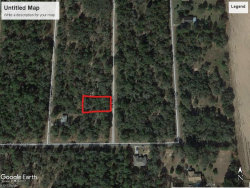 Photo of 0 SW Gering Ct. Dunnellon, Fl 34431, Oklawaha, FL 32179 (MLS # 799302)