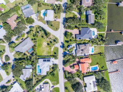 Photo of 303 Riverside Drive, Melbourne Beach, FL 32951 (MLS # 821461)