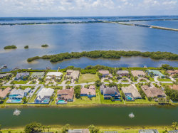 Photo of 388 Lanternback Island Drive, Satellite Beach, FL 32937 (MLS # 844833)