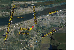 Photo of 000 Lake Drive, Cocoa, FL 32926 (MLS # 844956)