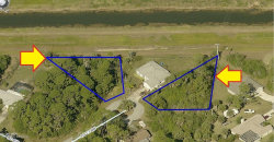 Photo of 565-596 Two Lots On Ivy Court, Palm Bay, FL 32907 (MLS # 847957)