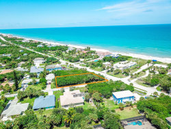 Photo of 5940 Highway A1a, Melbourne Beach, FL 32951 (MLS # 883948)