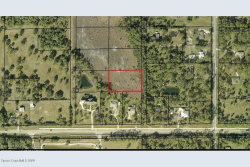 Photo of 0000 N. Of Valkaria/W. Corey Road, Malabar, FL 32950 (MLS # 894708)