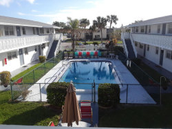 Photo of 8521 Canaveral Boulevard, Unit 26, Cape Canaveral, FL 32920 (MLS # 798569)