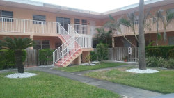Photo of 7605 Ridgewood Avenue, Unit 10-1, Cape Canaveral, FL 32920 (MLS # 798716)