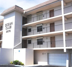 Photo of 2975 S Highway A1a, Unit 122, Melbourne Beach, FL 32951 (MLS # 799627)