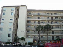 Photo of 3060 N Atlantic Avenue, Unit 306, Cocoa Beach, FL 32931 (MLS # 808510)