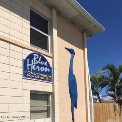 Photo of 380 N Brevard Avenue, Unit C1, Cocoa Beach, FL 32931 (MLS # 810461)