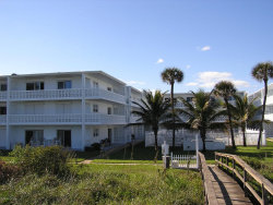 Photo of 4800 Ocean Beach Boulevard, Unit 221, Cocoa Beach, FL 32931 (MLS # 810803)