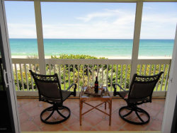 Photo of 2941 S Highway A1a, Unit 13c, Melbourne Beach, FL 32951 (MLS # 818689)