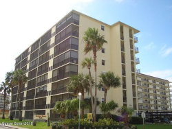 Photo of 500 Palm Springs Boulevard, Unit 108, Indian Harbour Beach, FL 32937 (MLS # 818724)