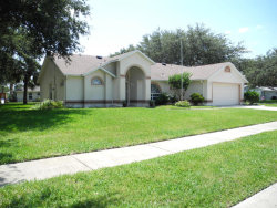 Photo of 805 Crossbow Drive, West Melbourne, FL 32904 (MLS # 819268)