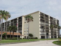Photo of 500 Palm Springs Boulevard, Unit 110, Indian Harbour Beach, FL 32937 (MLS # 819299)