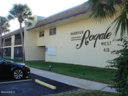 Photo of 416 School Road, Unit 204, Indian Harbour Beach, FL 32937 (MLS # 819475)